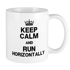 Pitch Perfect Horizontal Running Mug