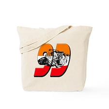 93 ghost rep Tote Bag