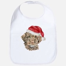 Christmas Lagotto Romagnolo Bib
