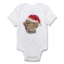Christmas Lagotto Romagnolo Infant Bodysuit