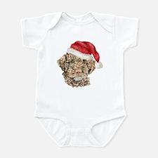 Christmas Lagotto Romagnolo Infant Bodysuit