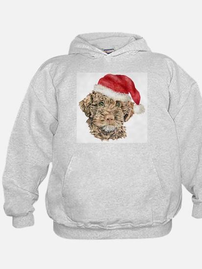 Christmas Lagotto Romagnolo Hoodie