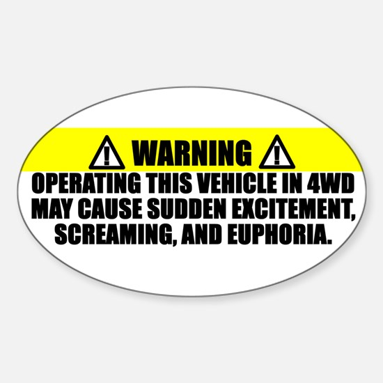 2-Operating Warning Decal