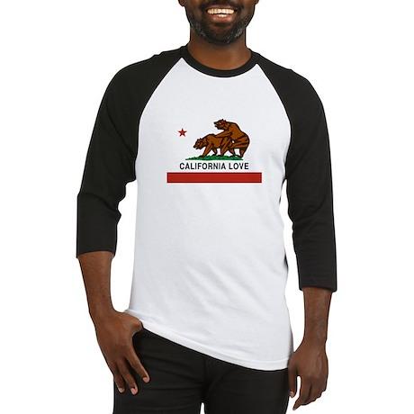 California Love Baseball Jersey