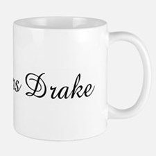 Future Mrs Drake Small Mugs