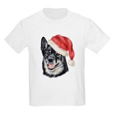 Christmas Lapponian Herder  Kids T-Shirt