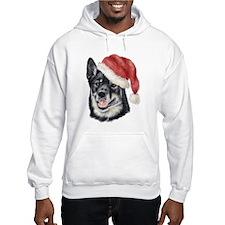 Christmas Lapponian Herder Hoodie