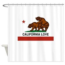 California Love Shower Curtain
