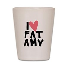 Pitch Perfect Fat Amy Shot Glass