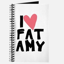 Pitch Perfect Fat Amy Journal