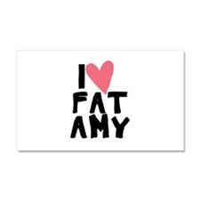 Pitch Perfect Fat Amy Car Magnet 20 x 12