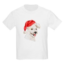 Christmas Pumi Kids T-Shirt