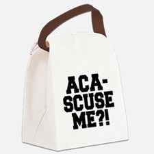 Pitch Perfect Aca-Scuse Me? Canvas Lunch Bag