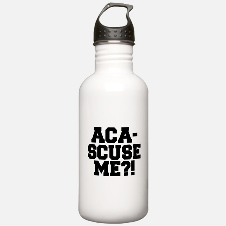 Pitch Perfect Aca-Scuse Me? Water Bottle