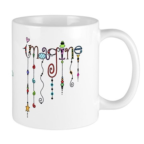 Imagine Whimsy Mug