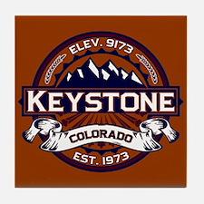 Keystone Vibrant Tile Coaster