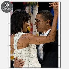 Barack and Michele Obama Puzzle