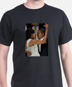 Barack and Michele Obama T-Shirt