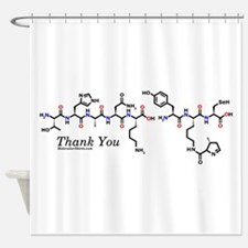 Thank You molecularshirts.com molecules Shower Cur