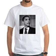 Obama Black and White Design Shirt