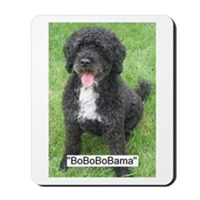 BoBoBoBama Mousepad
