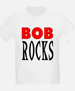 ROCK NAME Kids T-Shirt