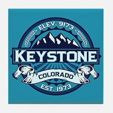Keystone Ice Tile Coaster