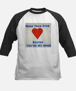 Support our wonderful town, Boston Tee