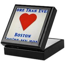 Support our wonderful town, Boston Keepsake Box