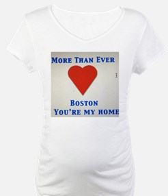 Support our wonderful town, Boston Shirt