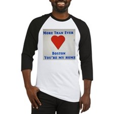 Support our wonderful town, Boston Baseball Jersey