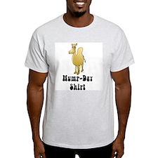 Hump Day Shirt Ash Grey T-Shirt