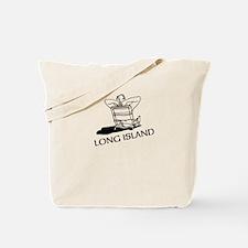 LI Beach Tote Bag