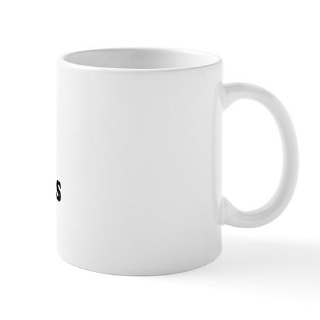 I Love [Heart] Black Guys Mug