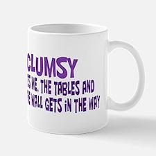 Not Clumsy Mug