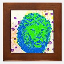 Roar Framed Tile