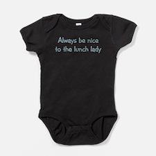 Lunch Lady Baby Bodysuit