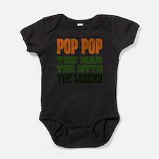 Pop Pop the Legend Baby Bodysuit