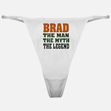 Brad The Legend Classic Thong