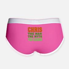 Chris The Legend Women's Boy Brief
