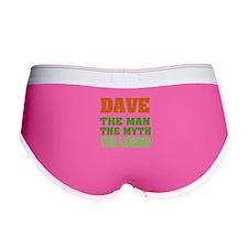 Dave The Legend Women's Boy Brief