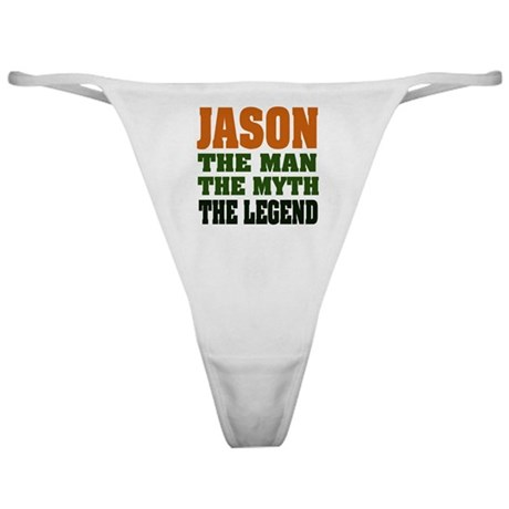 Jason The Legend Classic Thong