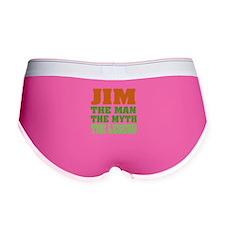 Jim The Legend Women's Boy Brief