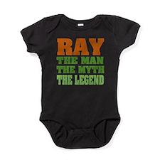 Ray The Legend Baby Bodysuit