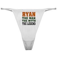 Ryan The Legend Classic Thong