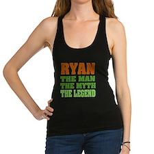 Ryan The Legend Racerback Tank Top