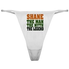Shane The Legend Classic Thong