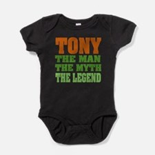 Tony The Legend Baby Bodysuit