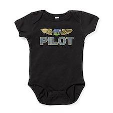 RV Pilot Baby Bodysuit