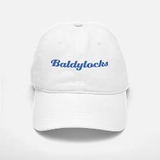 Baldylocks Baseball Baseball Cap